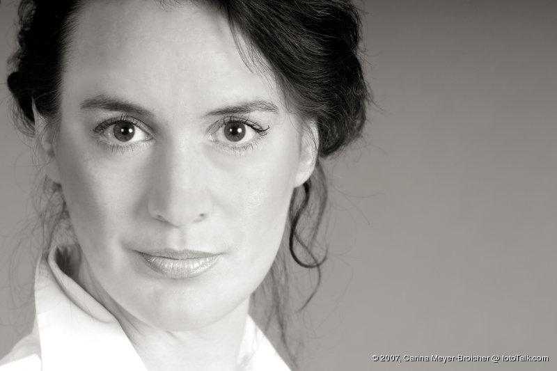 Portraitfoto von M. N. Natusch